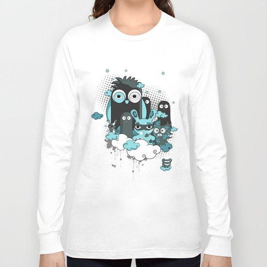 Nocturnal Friends Long Sleeve T-shirt