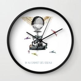 Automates Wall Clock