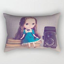 My Blythe Rectangular Pillow