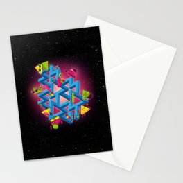 The impossible playground Stationery Cards