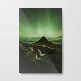 Iceland #society6 #decor #buyart Metal Print