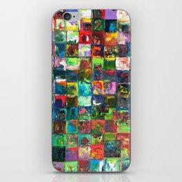 Verve squared iPhone Skin