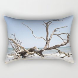 Driftwood Tree Rectangular Pillow