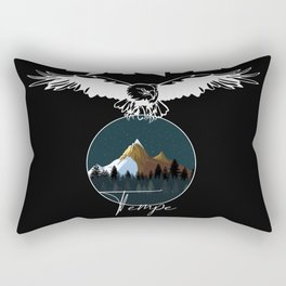 Tempe Eagle Limited Edition Rectangular Pillow