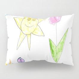 Summer Picnic Pillow Sham