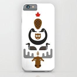 Totem iPhone Case