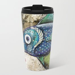 Fisheye Travel Mug