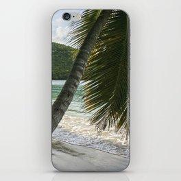 Maho Palms iPhone Skin