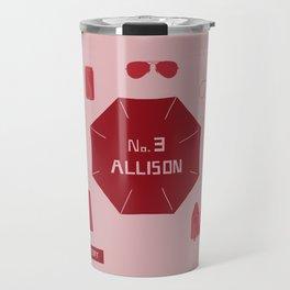 no.3 allison Travel Mug