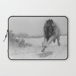 Happy dog Laptop Sleeve