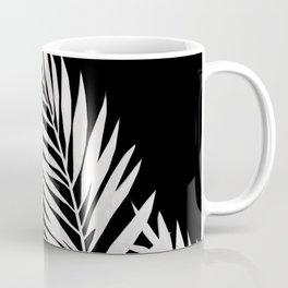 Palm Leaves White Coffee Mug