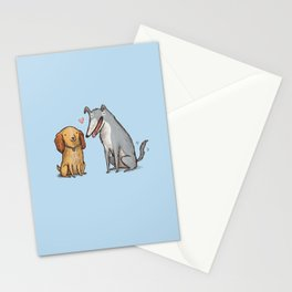 Lady & the Tramp Stationery Cards