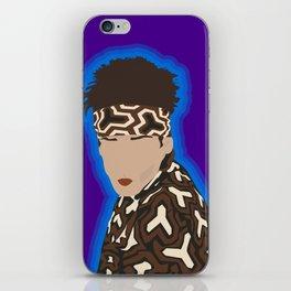 Derek Zoolander iPhone Skin