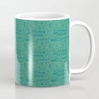 rio Mugs featuring Rio by Chawalit Jitsanorh