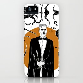 Lurch (Addams Family) iPhone Case