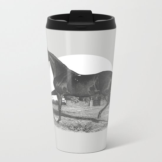 Freakin' Fabulous Metal Travel Mug