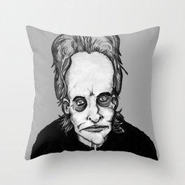 Richard Lewis Throw Pillow