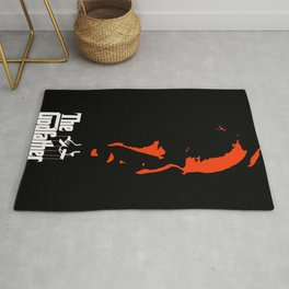 The Godfather Artwork, Posters, Prints, Tshirts, 1972 Movie For Men, Women, Kids Rug