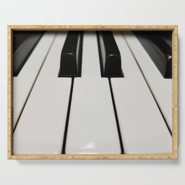 Piano Serving Tray