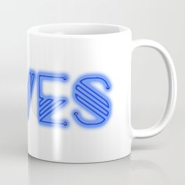SaYes – he Coffee Mug