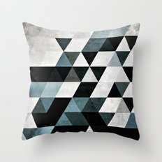Pyly Pyrtryt Throw Pillow