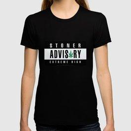 Stoner Advisory Extreme High T-shirt