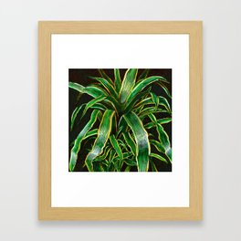 herba #01 Framed Art Print
