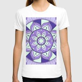 Mandala Maze T-shirt