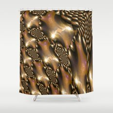 Evening Sun Shower Curtain