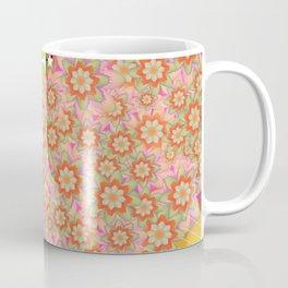 Candied Fruities, Flowered Cooties Coffee Mug
