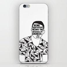 Freddie Gray - Black Lives Matter - Series - Black Voices iPhone & iPod Skin