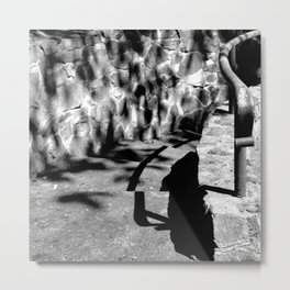 'twas a sunny afternoon Metal Print