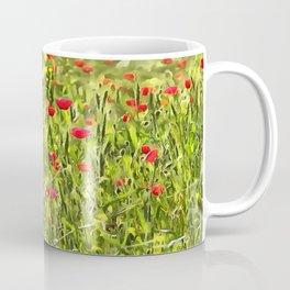 Flanders Poppies Coffee Mug