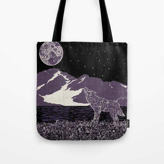 Wolf 1 Tote Bag