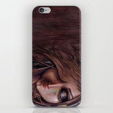 Disturbance of the pain-sensitive structures in my head iPhone & iPod Skin