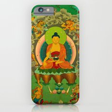 Buddha painting, Kathmandu, Nepal Slim Case iPhone 6