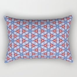 Galatic Trip Rectangular Pillow