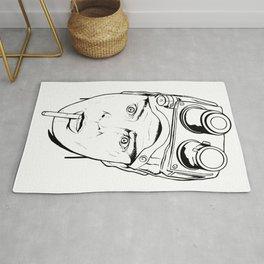 Dan Aykroyd - Ghostbusters Rug