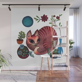 Weekend Chill Wall Mural