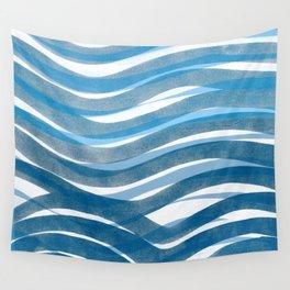 Ocean's Skin Wall Tapestry