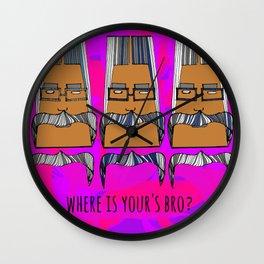 Hey Taxi - Ms. Meenakshi Unnikrishnan Wall Clock