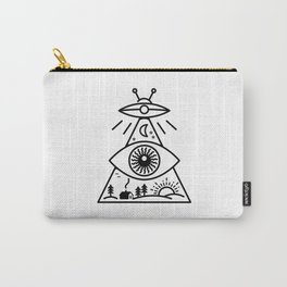 They Watch Us Carry-All Pouch