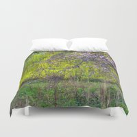 monet Duvet Covers featuring influence: monet by EnglishRose23