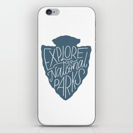Explore our National Parks iPhone Skin