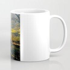 mist on the river Mug