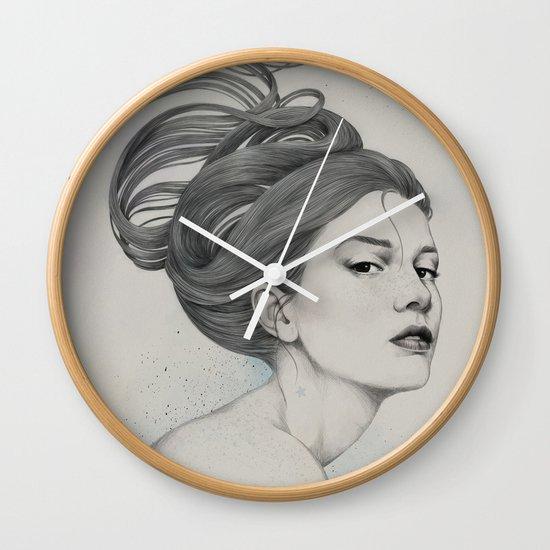 230 Wall Clock