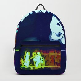 The Kiss of Death Backpack