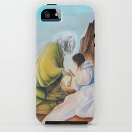 Hello friend iPhone Case