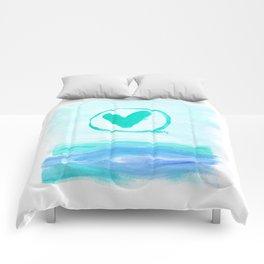 Sea Love Comforters