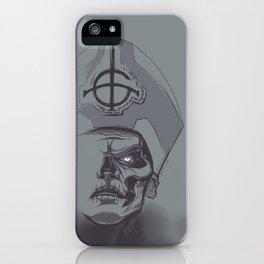 In Papa We Trust iPhone Case